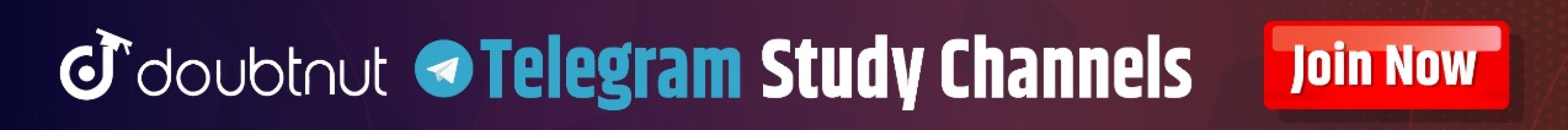 telegram channel banner